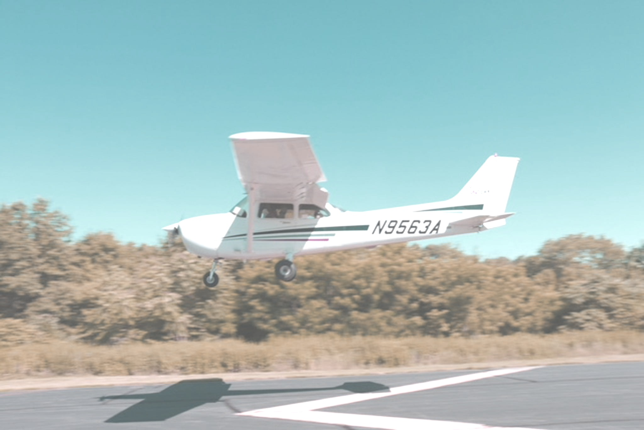 flight school landing